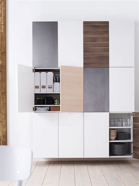 ultimate budget storage 10 kitchens with ikea s grundtal 18 best images about ikea metod as sideboard on pinterest