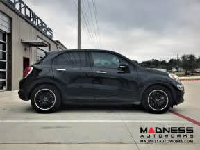 Fiat Madness Fiat 500x Lowering Springs Now Available At 500 Madness