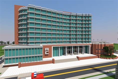 Hospital Search Minecraft Modern Hospital Www Imgkid The Image Kid Has It