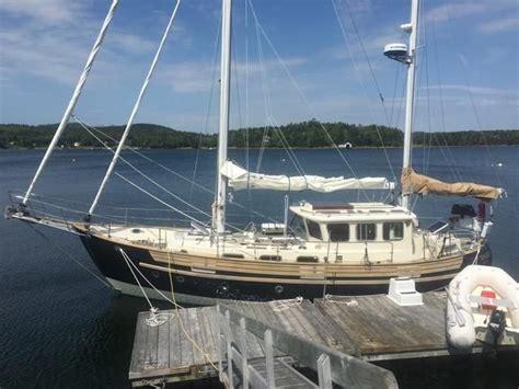 zeil te koop 1975 fisher 37 zeil boot te koop nl yachtworld