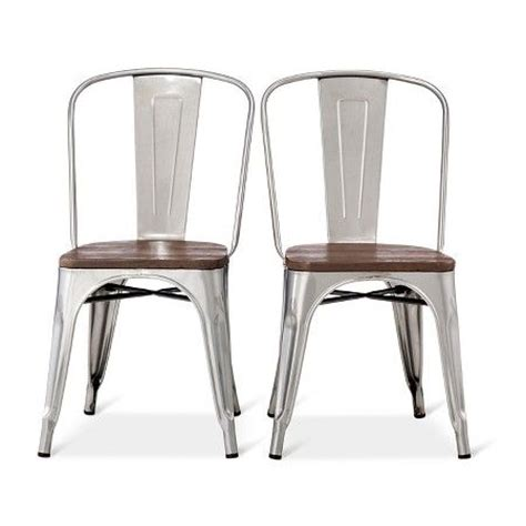 Carlisle Dining Chair Set Of 2 Carlisle Metal Dining Chair Set Of 2
