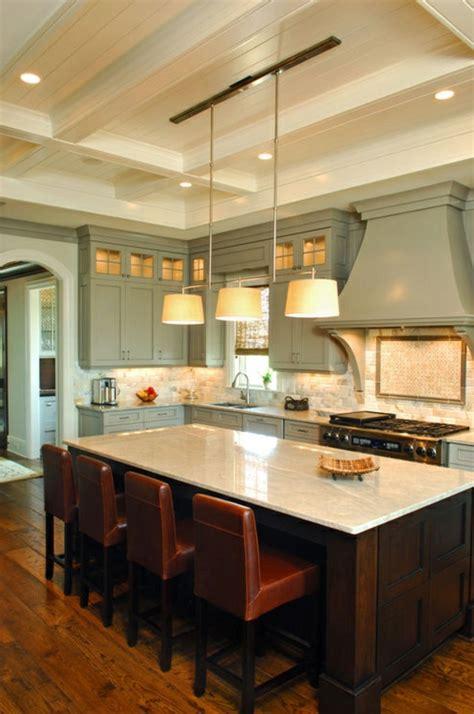 beleuchtung für küche k 252 cheninsel idee metall