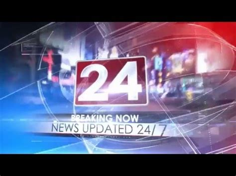 News Intro Template after effects news template broadcast design complete