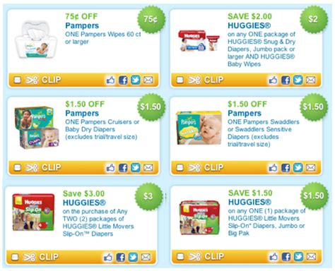 easy printable diaper coupons pers printable coupons 2015 best auto reviews