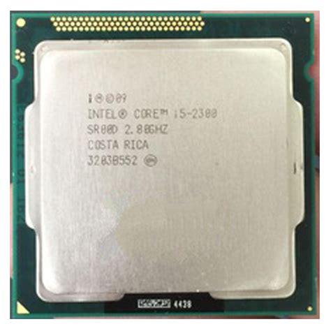 I5 2300 2 8 Ghz buy lntel i5 2300 cpu processor 2 8ghz l3 6m 95w