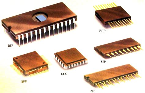 integrated circuit chip integrated circuit package types vintage computer chip collectibles memorabilia jewelry