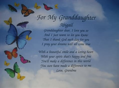 Birthday Quotes For A Granddaughter 18th Birthday Quotes For Granddaughter Quotesgram