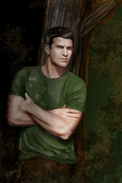 gale hawthorne hunger games fan art hunger games gale hawthorne teenfictionbooks