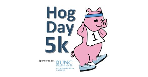 To 5k Day 1 by 2nd Annual Hog Day 5k