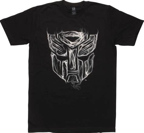 Tshirt Transformer Autobots 5 transformers autobot smoky logo t shirt