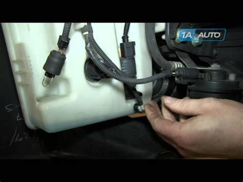 how to change windshield washer pump 2005 lamborghini gallardo how to replace the windshield washer pump in a saturn car auto html autos weblog