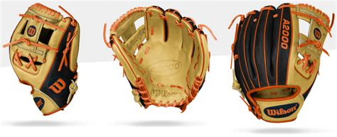 best baseball gloves the best looking mlb glove readers choice awards just