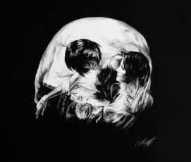 skull illusions by tom