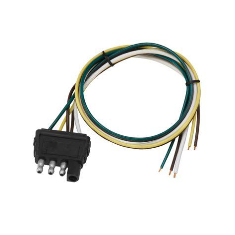 4 flat wire harness wiring diagram schemes