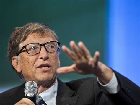 Richest In The World by 21 Quotes From Bill Gates That Take You Inside The Mind Of