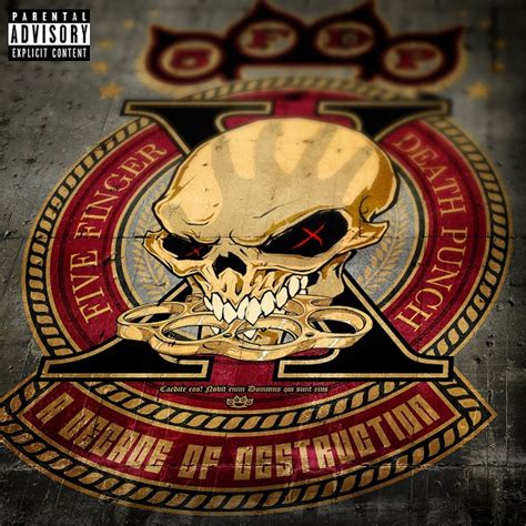five finger death punch covers a decade of destruction from five finger death punch