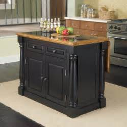 36 in h black kitchen island with black granite top at lowes com