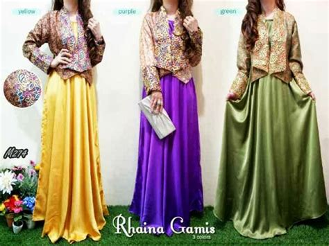 baju gamis sarri collkection busana muslim gamis a collection of women s fashion