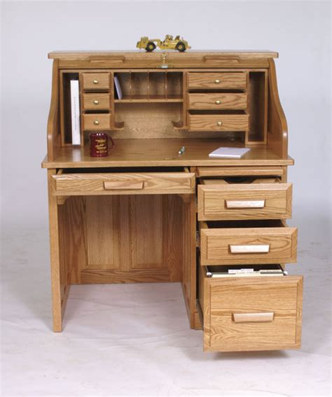 rolltop desks amish rolltop desk