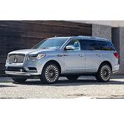2018 Lincoln Navigator Preview  JD Power Cars