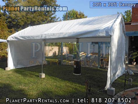 Canopy Tent Rental Tent Rentals 10ft X 20ft Rentals Tents