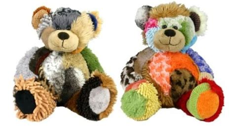 How To Make A Patchwork Teddy - patchwork teddy bruiser future