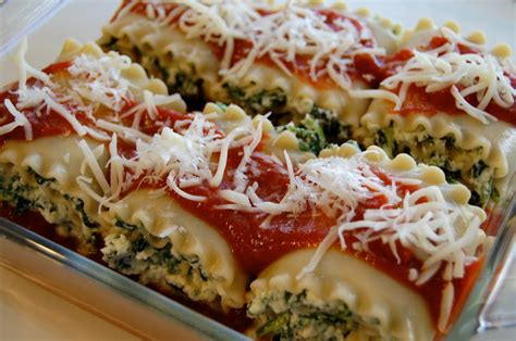 lasagna roll ups with cottage cheese of meg lasagna roll ups