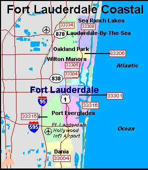 Property Records Broward County Florida Broward County Zip Codes Maps Epro
