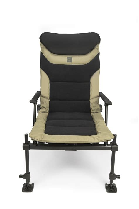 korum  deluxe accessory chair korum korum fish