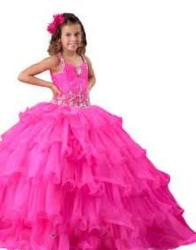 little girls ball gowns
