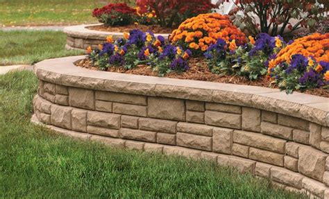 Natural Impressions 174 Retaining Wall Cap Pavestone Garden Wall Capping