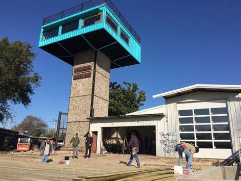 Home Design Houston Tx the raven tower returns to life houstonia