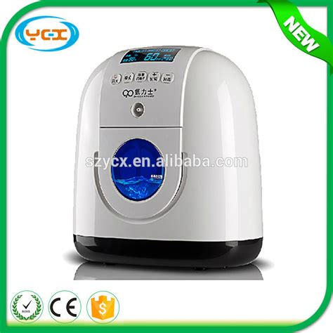 small electric portable mini home oxygen concentrator ycx