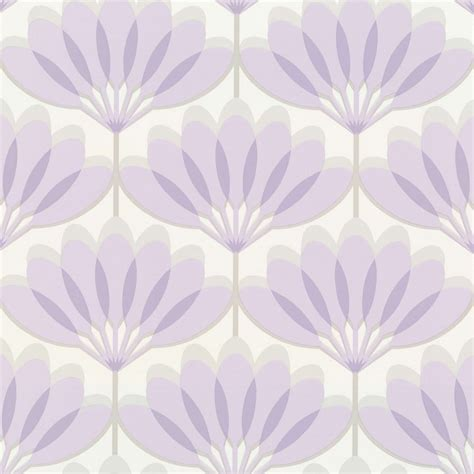 wallpaper grey and lilac buy caselio cairo wallpaper lilac grey white