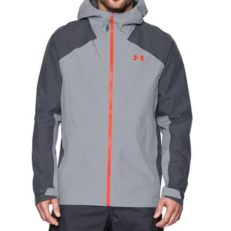 Sweater Jaket Zipper Hoodie Armour Athleticsgray armour hurakan paclite mens grey waterproof zip outdoor hooded jacket top ebay