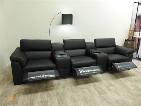 natuzzi leather power reclining sectional natuzzi editions encore power reclining cinema seating