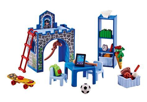 Playmobil Kinderzimmer Junge 6556 by Playmobil Set 6556 Child S Room Klickypedia