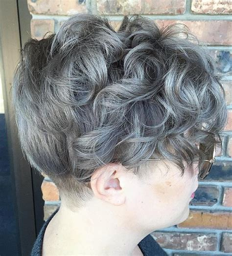 mens grey curly hair styles 20 shades of the grey hair trend