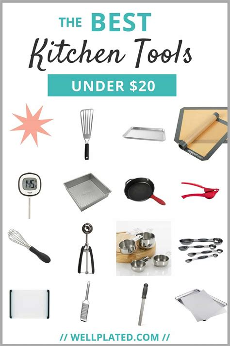 8 best kitchen gadgets every college student 20 something my favorite kitchen tools under 20 well plated by erin