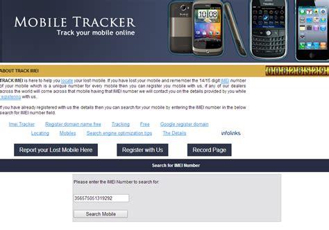 mobile imei tracking imei tracker uk wowkeyword