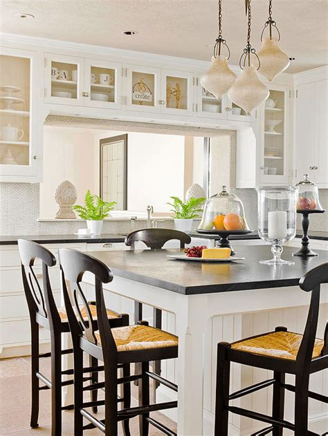 Kitchen Island With Table Seating Kitchen Islands With Seating