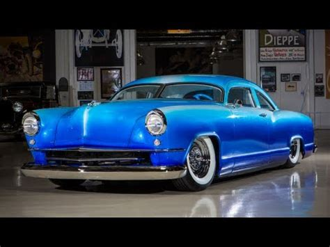 custom kaiser 1951 kaiser drag n jay leno s garage youtube