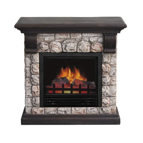 comfort flame fireplace comfort glow conford stone electric fireplace