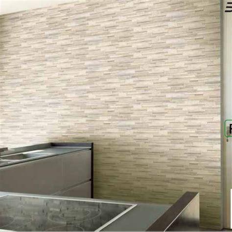 piastrelle travertino kerma mattonella gres porcellanato effetto pietra