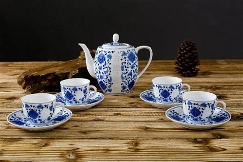 Handmade Tea - handmade tea cup and saucer set porcelain cup saucer set