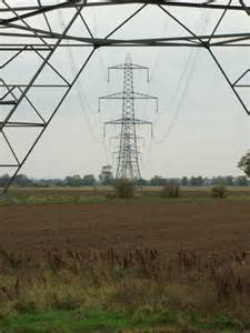 pylon design competition national grid national grid pylons 169 martin pearman geograph britain