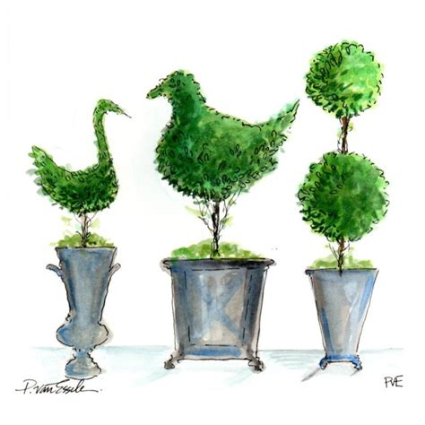 topiary design topiary tuesday pve design