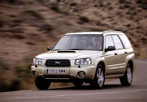 widebody subaru forester 2003 subaru forester xt related infomation specifications