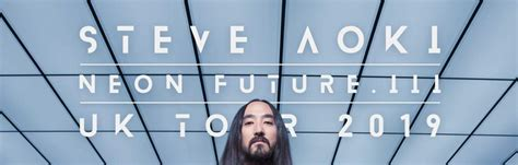 steve aoki tickets newcastle steve aoki tickets o2 academy newcastle newcastle upon