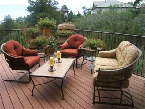 Patio Furniture Design Ideas Patio Garden Furniture Ideas Beautiful Homes Design